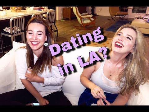 Dating In LA // Truth Or Drink 🍷