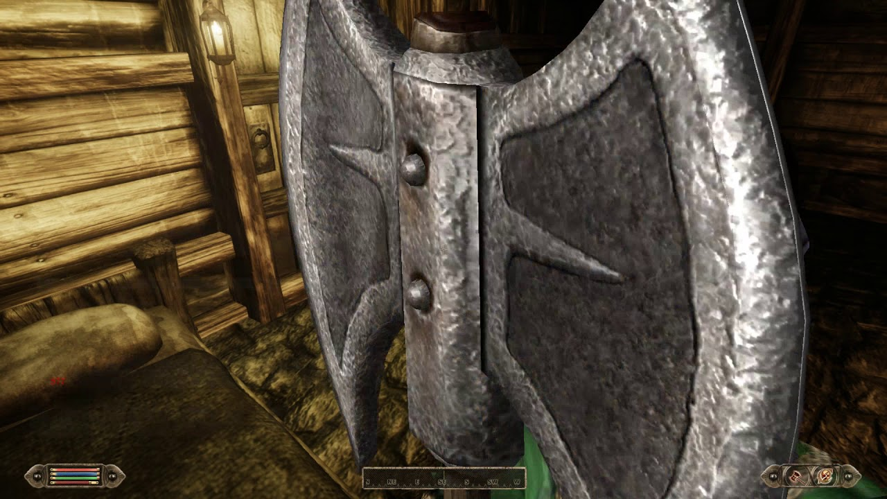 Building a home with Maskar's Oblivion Overhaul