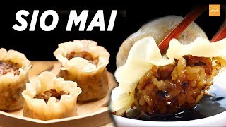 Super Delicious Siomai •  Taste, The Chinese Recipes Show