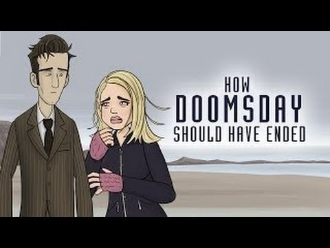 Doctor Who: Como Doomsday Debio Haber Terminado