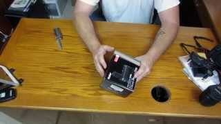 unboxing the canon t5i and vivitar bg e8 battery grip