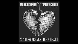Mark Ronson - Nothing Breaks Like a Heart ft. Miley Cyrus (Slowed down by 21%)