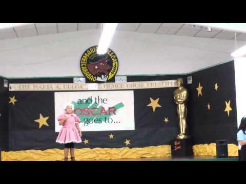 The Maria Ulloa Elementary School Gate Honor Choir Play