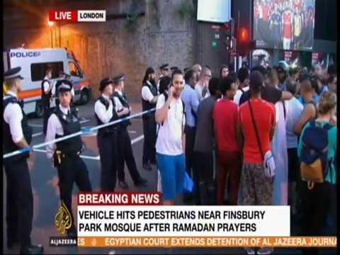 Finsbury Park Mosque attack - Al Jazeera English