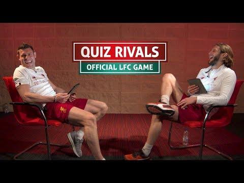 Milner v Lallana | Who is the LFC quizmaster? Mp3