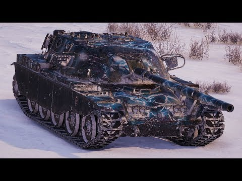 World of Tanks T95/FV4201 Chieftain - 9 Kills 11,7K Damage thumbnail