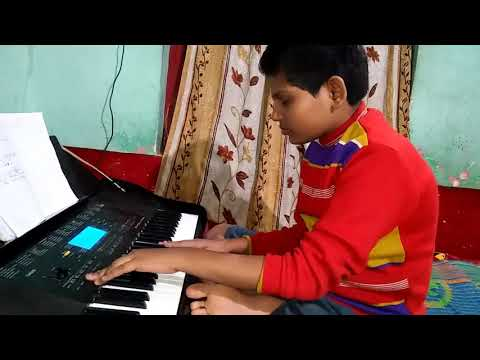 Odia Bhajan Song   By Khirod    Piano Cover