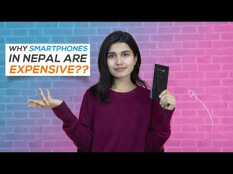 Why Smartphones are Expensive in Nepal?