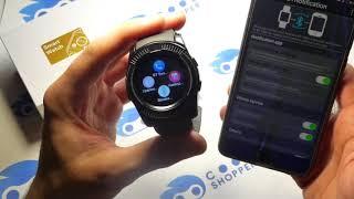 обзор Smart watch V8 Sport - Coolshopper.ru