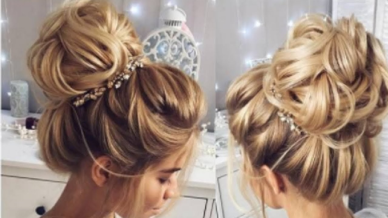10 ways to style hair most beautiful hairstyle compilation tutorial hairstyle 5134