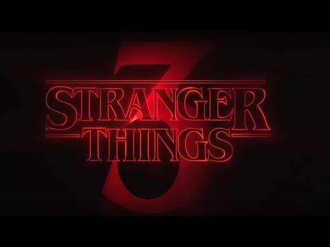 """""""Stranger Things"""" Season 3 (2018)  Title Tease HD // Netflix"""