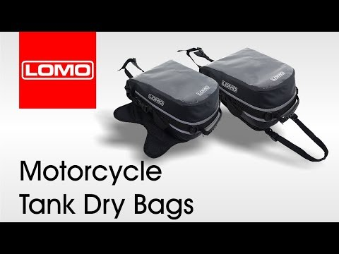 Lomo Motorcycle Waterproof Tank Dry Bags