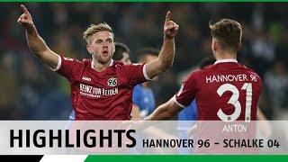 Highlights | Hannover 96 - Schalke 04