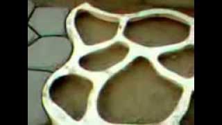 Тротуарная плитка,,,Садовая дорожка-морской камень)))(, 2014-09-10T07:44:53.000Z)