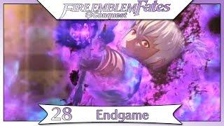 Fire Emblem Fates Conquest - Part 39 | Chapter 28 - Endgame! [Non-DLC English Walkthrough]
