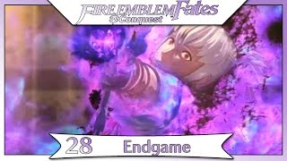 Video Fire Emblem Fates Conquest - Part 39   Chapter 28 - Endgame! [Non-DLC English Walkthrough] download MP3, 3GP, MP4, WEBM, AVI, FLV Agustus 2018