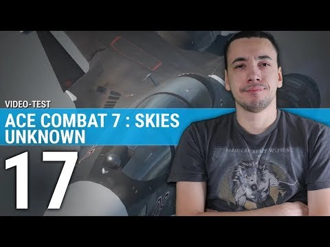 ACE COMBAT 7 : Un retour en force ? | TEST