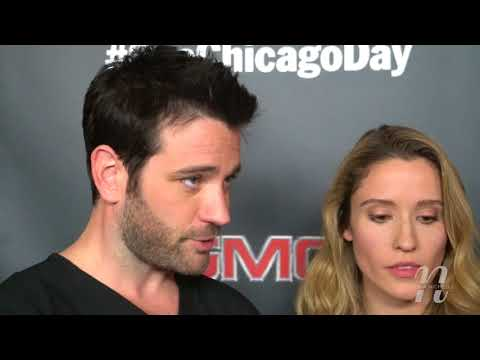 Chicago Med Cast Talk Characters & Working Together