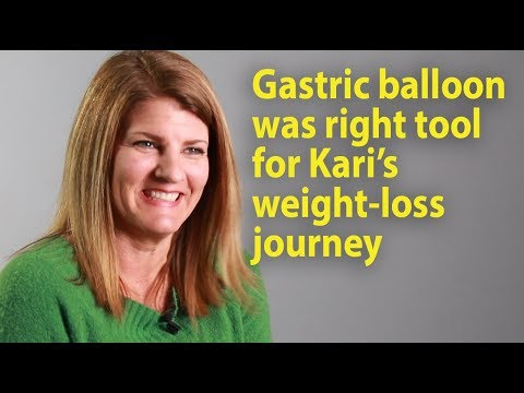 Bariatrics patient opts for gastric balloon to help lose weight