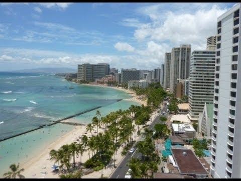 Waikiki Beach Walk Honolulu Hi
