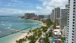 Waikiki Beach Walk - Honolulu HI
