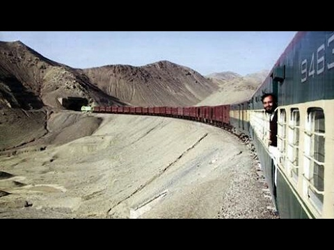 Beautiful of Sindh travel Train