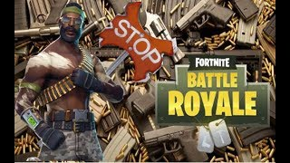 FORTNITE NEW UPDATE NEW BANDOLIER SKIN N STOP SIGN AXE N SOLD GOLD LTM V2 GAME MODE IS BACK