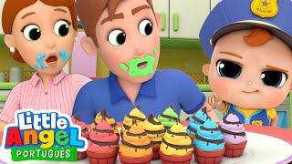 Joãozinho, Joãozinho… Cadê o Cupcake? 🧁   🕵️ Canal do Joãozinho - Little Angel Português