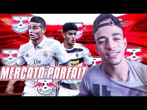 FIFA 17 : NOUVELLE SERIE !! LE MERCATO PARFAIT #1 l RB LEIPZIG !