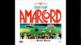 """04 - Nino Rota - Amarcord - Lo """"Struscio"""" Quel Motive"""