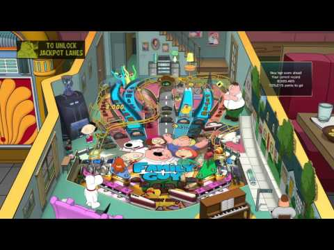 Zen Pinball 2 - Family Guy