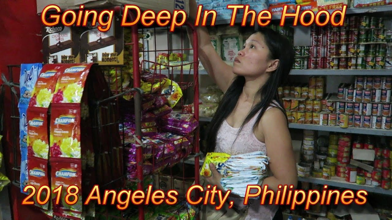 Going Deep In The Hood 2018 Angeles City Philippines