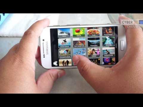 พรีวิว Samsung Galaxy S4 Zoom