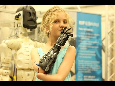 Open Bionics × Deus Ex - SDCC 2016 Panel