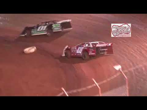 Chevrolet Performance Super Late Model Series Heat Races - Rome Speedway 9/3/17