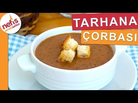 Miss Gibi Tarhana Çorbası Nasıl Yapılır? - Nefis Yemek Tarifleri