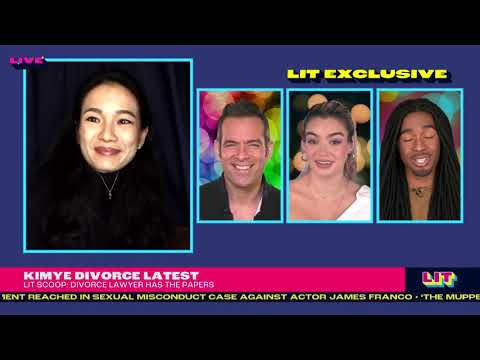 Family Law Attorney Kelly Chang Rickert Discusses Kim and Kanye Divorce on LIT