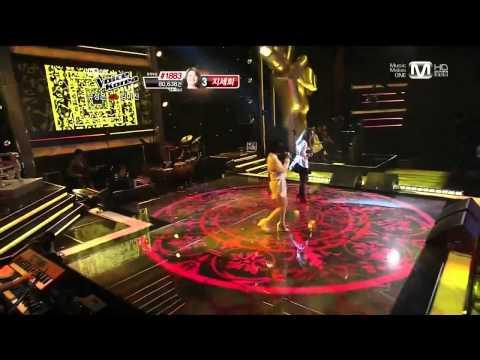 Yoo Sung Eun & Kang Mi Jin - Rolling In The Deep (by Adele)