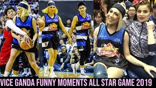 KABALIWAN ni VICE GANDA sa Abs Cbn All Star Games 2019