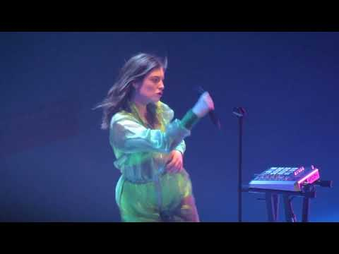 Lorde - Precious Metals HD @ St. Paul Minnesota // 03-23-'18