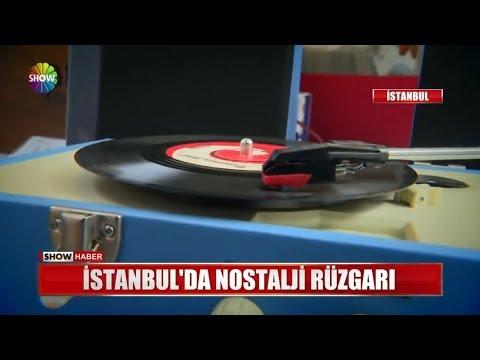 İstanbul'da Nostalji Rüzgarı
