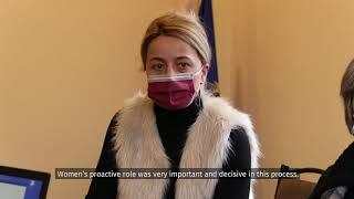 Social mobilization in Georgia: Racha-Lechkhumi and Kvemo Svaneti