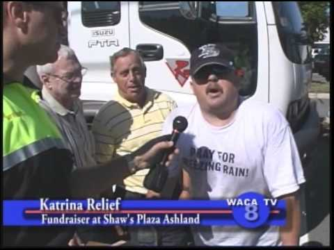 ASHLAND DAY NEWS 2005 and KATRINA STORY