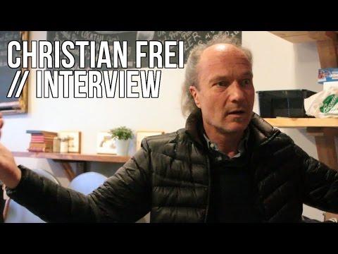 Christian Frei Interview - The Seventh Art