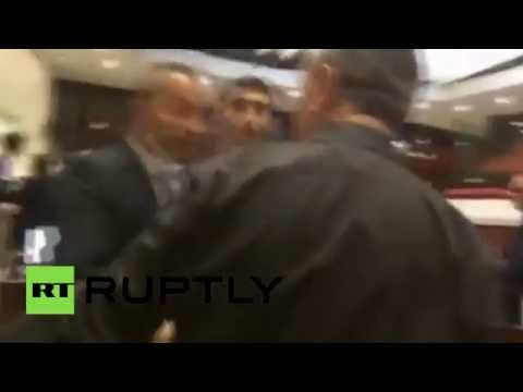 'Political firestorm': Knesset brawl erupts after Arab deputy calls IDF soldiers 'murderers'