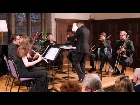 Stravinsky Octet - Southwell Music Festival 2015