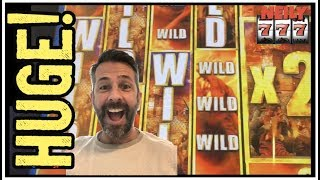 I SCORED A MASSIVE WIN DOING SPEED PLAY! IT'S MY SPEED PLAY EXPERIMENT ON SLOTS!