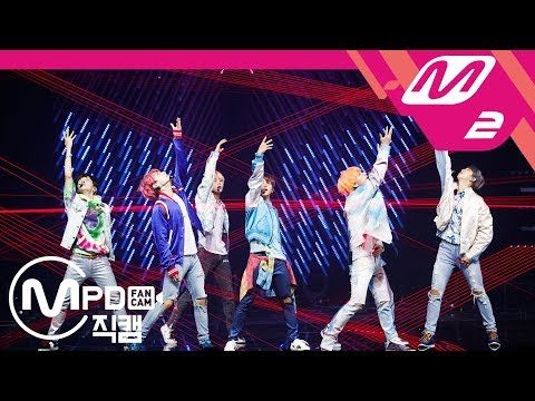 [MPD직캠] 방탄소년단 직캠 4K 'Save ME + I'm Fine' (BTS FanCam) | @MCOUNTDOWN_2018.8.30