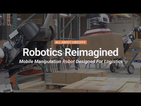 Robotics Reimagined - Autonomous Mobile Manipulation for Logistics