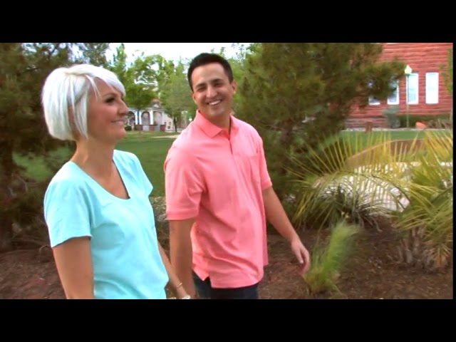 St. George Love Story - MEGGAN AND STEPHAN